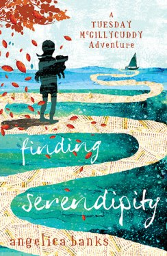 Céití recommends FINDING SERENDIPITY by Angelica Banks