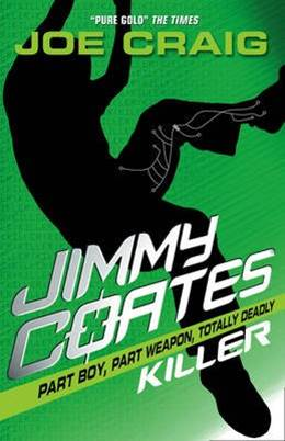 Fergus recommends JIMMY COATES: KILLER by Joe Craig