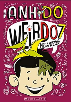 Rory recommends MEGA WEIRD by Anh Do