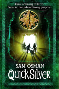 Lewis recommends QUICKSILVER by Sam Osman