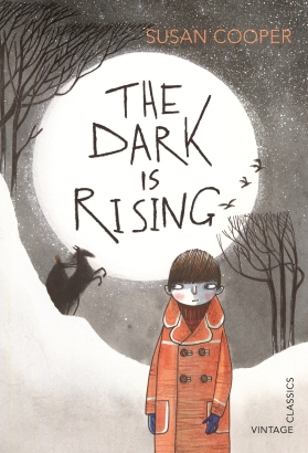 Lewis recommends THE DARK IS RISING by Susan Cooper