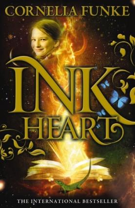 Matilda recommends INKHEART by Cornelia Funke