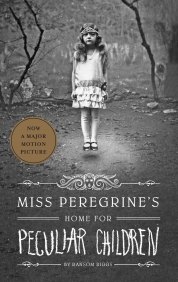 Céití recommends MISS PEREGRINE'S HOME FOR PECULIAR CHILDREN by Ransom Riggs