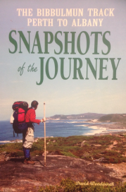 Lewis recommends SNAPSHOTS OF THE JOURNEY by David Woodworth