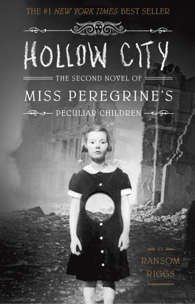 Céití recommends HOLLOW CITY by Ransom Riggs