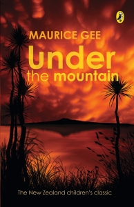 Rory recommends UNDER THE MOUNTAIN by Maurice Gee