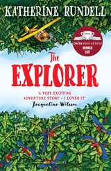 Anna and Nicholas recommend The Explorer by Katherine Rundell and illustrated by Hannah Horn
