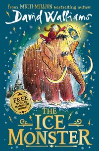 Henry recommends THE ICE MONSTER by David Walliams and illustrated by Tony Ross