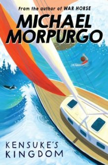 Anna and Nicholas recommend KENSUKE'S KINGDOM by Michael Morpurgo