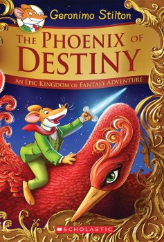 Rory recommends THE PHOENIX OF DESTINY by Geronimo Stilton