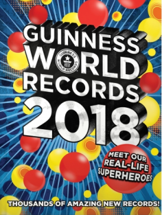 Céití recommends GUINNESS WORLD RECORDS 2018