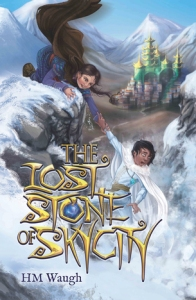 Fergus recommends THE LOST STONE OF SKYCITY by HM Waugh