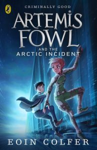 Fergus recommends ARTEMIS FOWL AND THE ARCTIC INCIDENT by Eoin Colfer