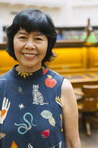 Gabrielle Wang, photo by Daniel Mahon
