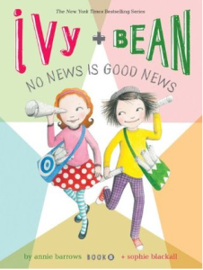 Anishka recommends NO NEWS IS GOOD NEWS by Annie Burrows and Sophie Blackall