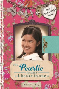 The Pearlie Stories by Gabrielle Wang and illustrated by Lucia Masciullo