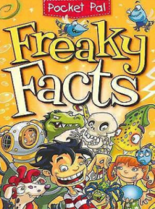 Willow recommends POCKET PAL: FREAKY FACTS by Hinkler Books