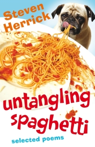 Albie recommends UNTANGLING SPAGHETTI SELECTED POEMS by Steven Herrick