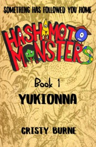 Book 1 Hashimoto Monsters
