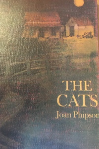 Lewis recommends THE CATS by Joan Phipson