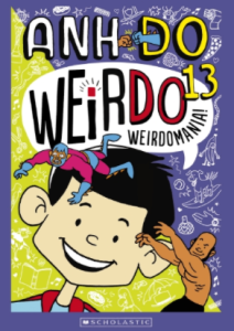 Kobe recommends WEIRDO 13: WEIRDOMANIA by Anh Do & Jules Faber