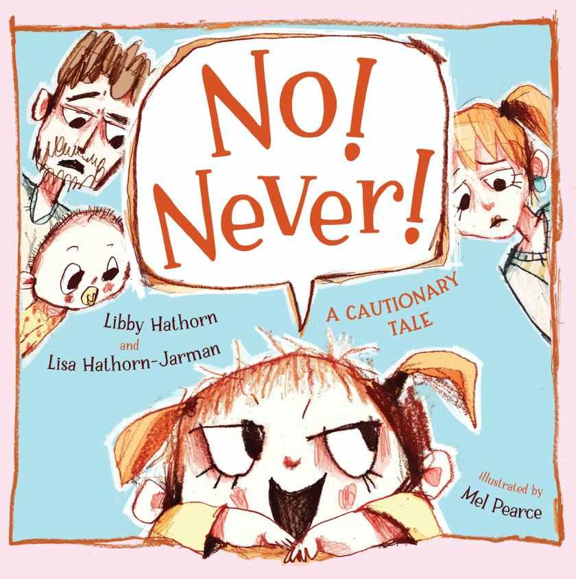 No! Never! cover