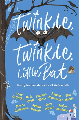 Rory recommends TWINKLE TWINKLE LITTLE BAT an anthology illustrated by Anne Yi