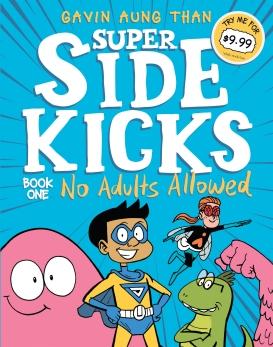 Super Side Kicks Book 1