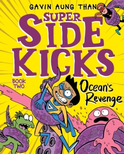 Super Side Kicks Book 2