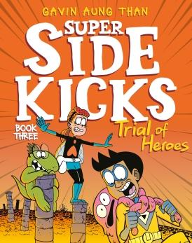 Super Side Kicks Book 3