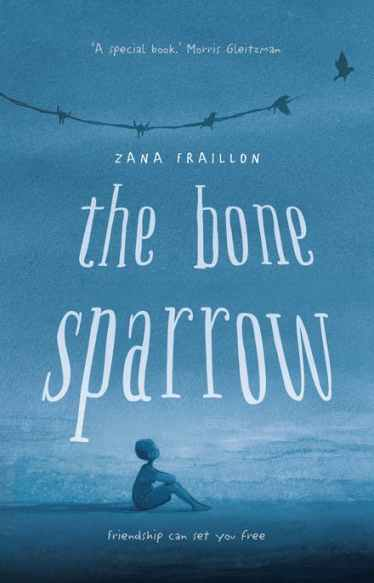 Céití recommends THE BONE SPARROW by Zana Fraillon
