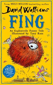 Henry recommends FING by David Walliams and illustrated by Tony Ross