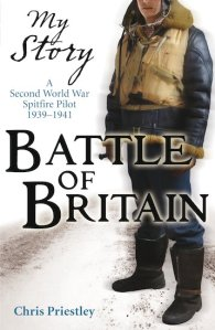 Lewis recommends BATTLE OF BRITAIN by Chris Priestley