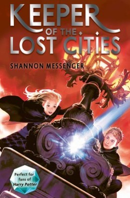 Matilda recommends KEEPER OF THE LOST CITIES by Shannon Messenger