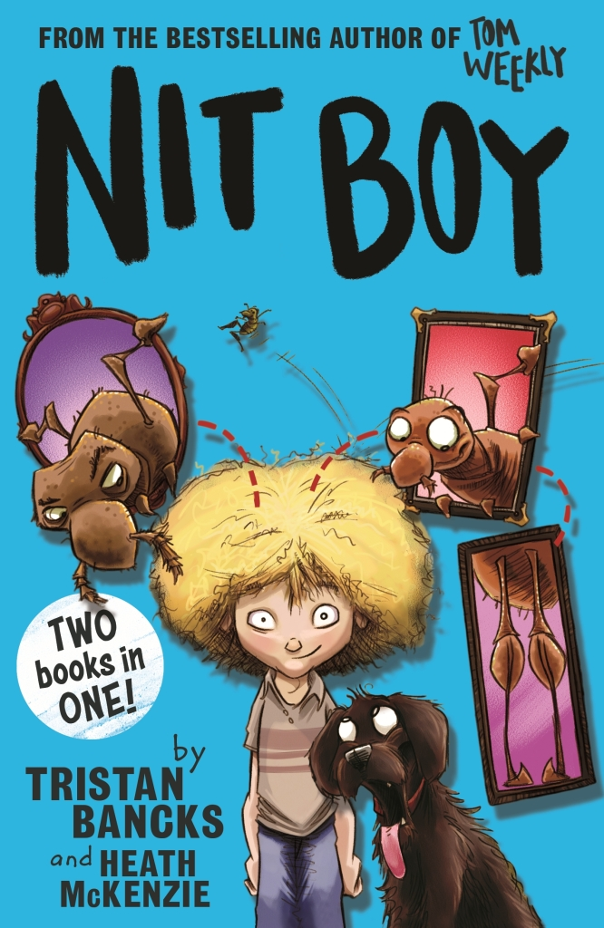 Henry recommends NIT BOY by Tristan Bancks and illustrated by Heath McKenzie
