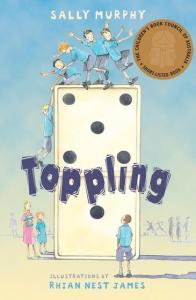 Toppling by Sally Murphy and Rhian Nest James