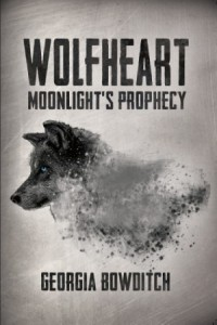 Anishka recommends Wolfheart: Moonlight's Prophecy by Georgia Bowditch