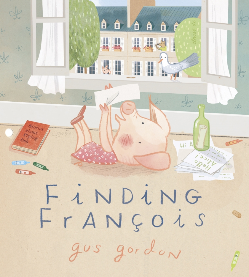 Finding François by Gus Gordon