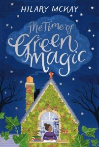 Céití recommends THE TIME OF GREEN MAGIC by Hilary McKay