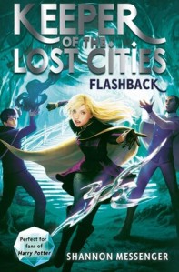 Matilda recommends KEEPER OF THE LOST CITIES FLASHBACK by Shannon Messenger