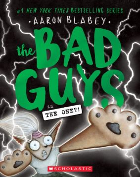 Lewis recommends THE BAD GUYS IN THE ONE?! by Aaron Blabey