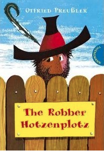 Rory recommends THE ROBBER HOTZENPLOTZ by Otfried Preußler and illustrated by FJ Tripp and Translated by Anthea Bell