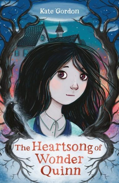 Matilda recommends THE HEARTSONG OF WONDER QUINN by Kate Gordon