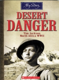 Lewis recommends MY STORY DESERT DANGER TIM JACKSON NORTH AFRICA WWII by Jim Eldridge
