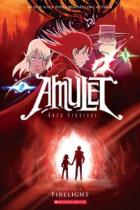 Rory recommends AMULET: FIRELIGHT by Kazu Kibuishi