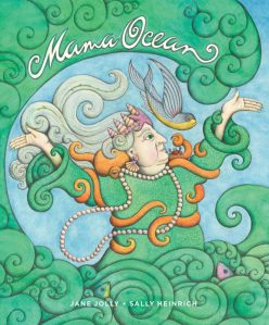 Mama Ocean by Jane Jolly and Sally Heinrich