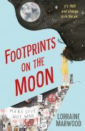 Footprints on the Moon by Lorraine Marwood