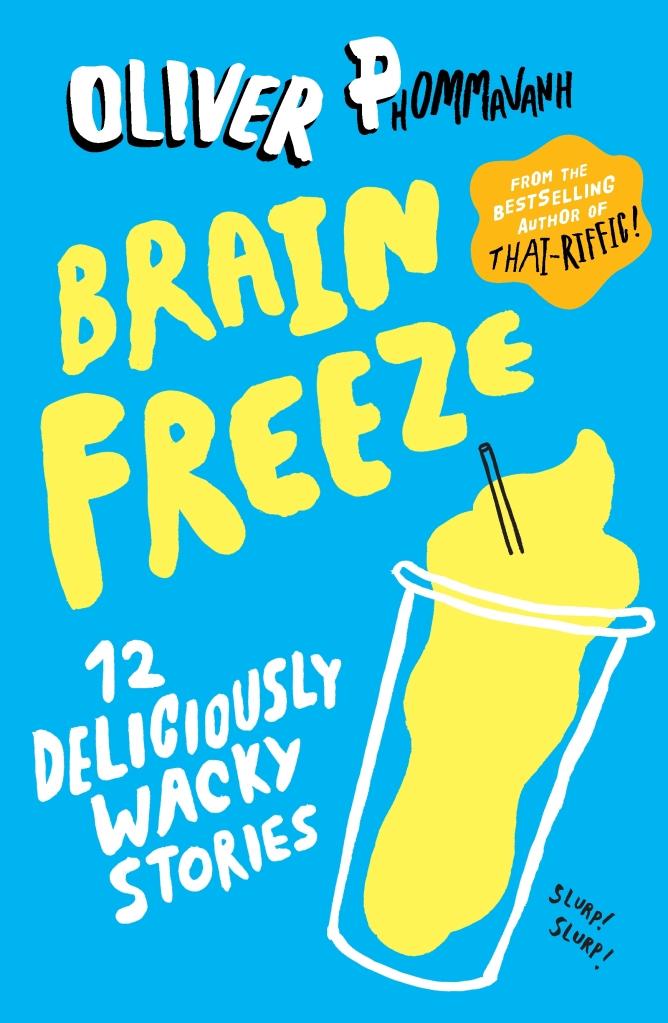 Brain Freeze by Oliver Phommavanh