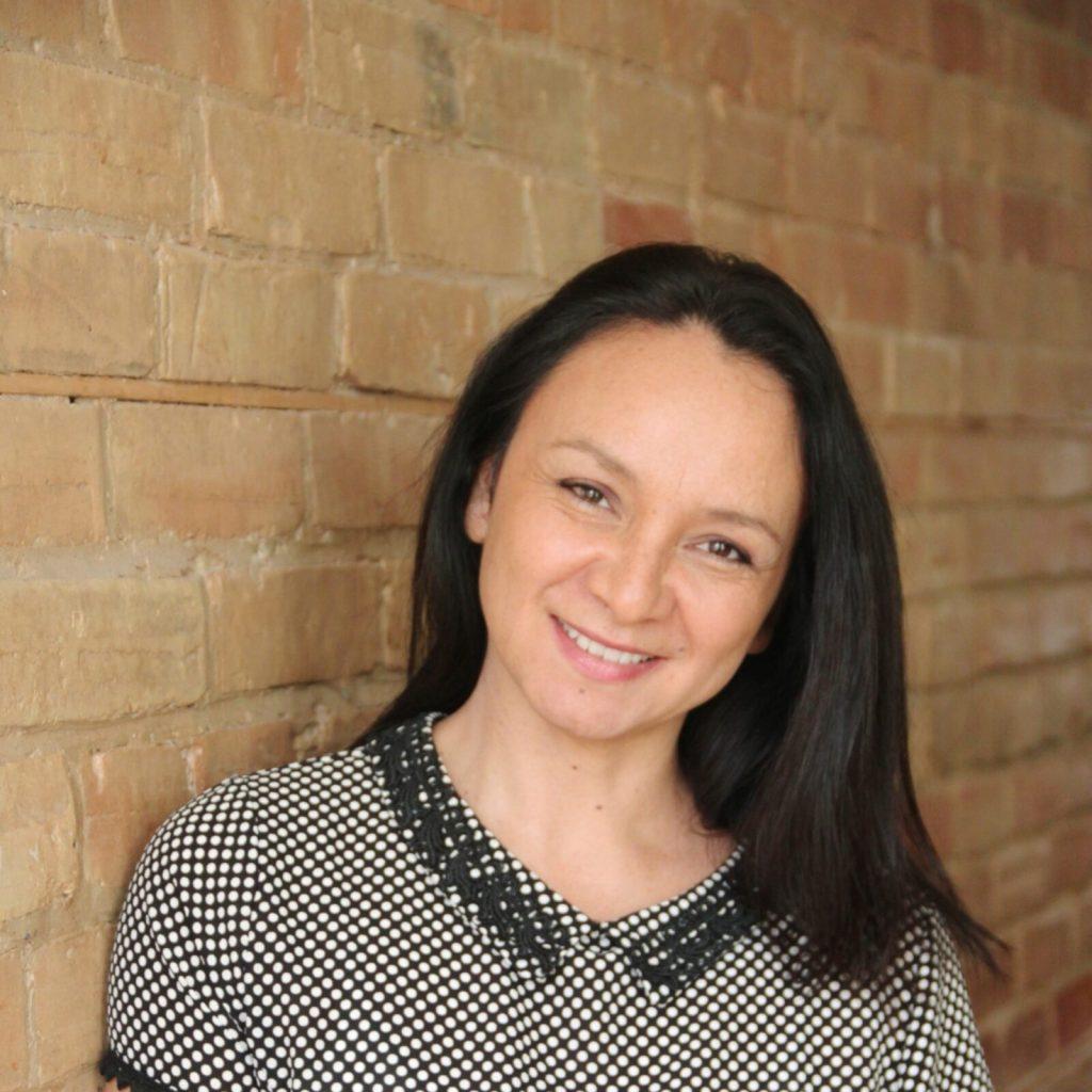 Michelle Kadarusman (photo by Micah Ricardo Riedl)