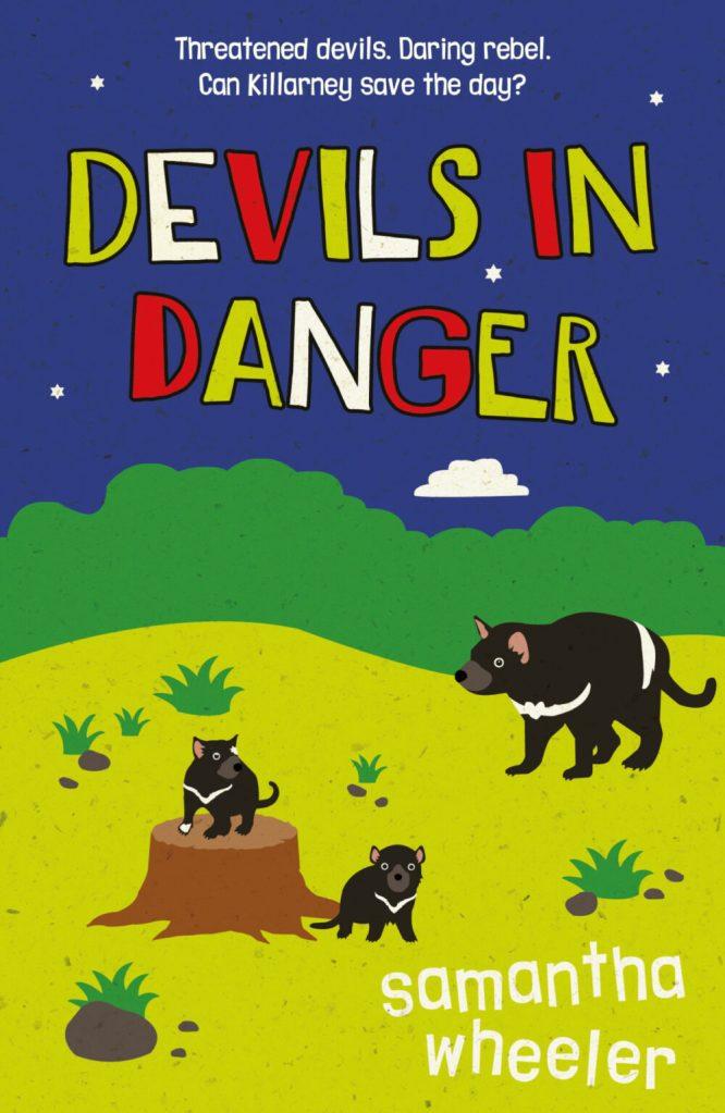 Devils in Danger by Samantha Wheeler